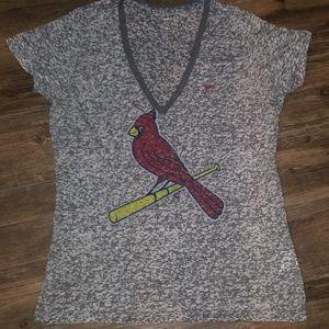 Womens St Louis Cardinals shirt xl